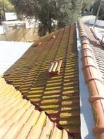 תיקון ובניית גגות רעפים - הללויה הארומה שבעץ