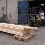 חומרי גלם עץ ושירות עד הבית
