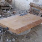 פלטת שולחן - עבודות עץ שונות