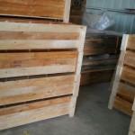 אדניות גדולות מעץ - הללויה הארומה שבעץ