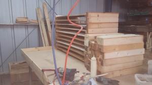 ייצור אדנית מעץ - עשה זאת בעצמך | הללויה הארומה שבעץ