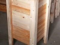 ייצור אדניות עץ