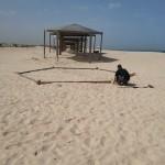 הוספת פרגולה בחוף ניצנים