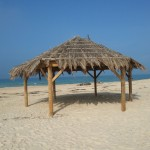 פרגולה חוף ניצנים