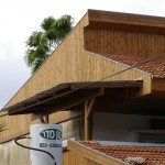 גגות רעפים לבתים פרטיים - חיפוי דקורטיבי לבית