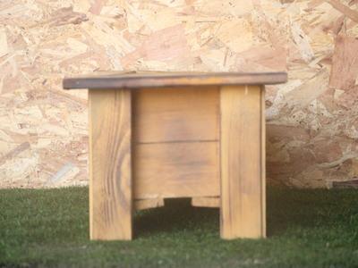 אדנית עץ איה, צילום צד - הללויה הארומה שבעץ