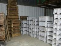 אדניות עץ למכירה