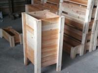 אדניות עץ למרפסות