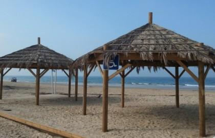 פרגולות חוף ניצנים