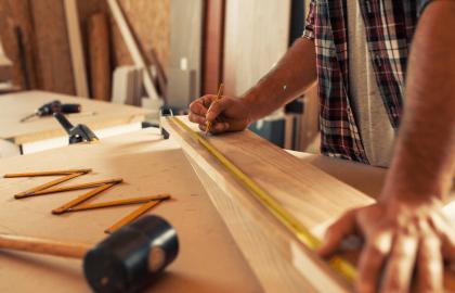 פתרונות עץ – כך חומר הגלם קובע
